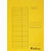 Kép 1/8 - Gyorsfűző, karton, A4, VICTORIA, sárga