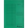 Kép 1/8 - Gyorsfűző, karton, A4, VICTORIA, zöld