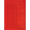 Kép 1/8 - Gyorsfűző, karton, A4, VICTORIA, piros