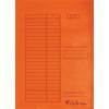 Kép 1/8 - Gyorsfűző, karton, A4, VICTORIA, narancs