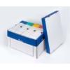 Kép 5/8 - Archiváló konténer, 320x460x270 mm, karton, VICTORIA, kék-fehér