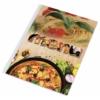 """Kép 1/8 - Étlaptartó, A4, PANTA PLAST """"Pizza"""" , pizza-tészta"""