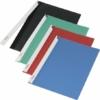 Kép 1/8 - Gyorsfűző, hosszú klipes, PP, A4, PANTA PLAST, piros