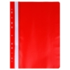 Kép 1/8 - Gyorsfűző, lefűzhető, PP, A4, VICTORIA, piros