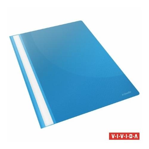 "Gyorsfűző, PP, A4, ESSELTE ""Standard"", VIVIDA, kék"