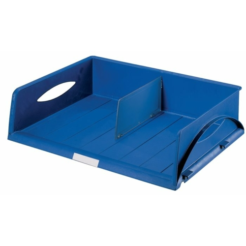 """Irattálca, műanyag, A3, LEITZ """"Sorty Jumbo"""", kék"""