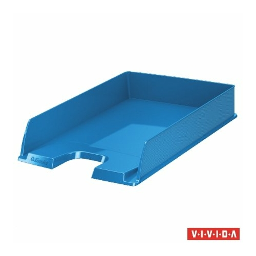 "Irattálca, műanyag, ESSELTE ""Europost"", Vivida kék"