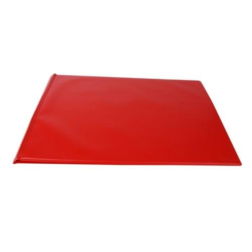 Villámzáras mappa, A3 fekvő, VICTORIA, piros